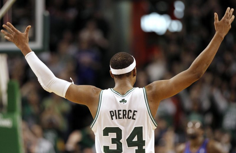 Paul Pierce: Ne želim gledati video posvetu za Thomasa ako je moja večer