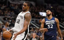 X`s and O`s specijal: Spurs-Wolves