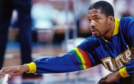 """The Forgotten Ones: Lafayette """"Fat"""" Lever"""