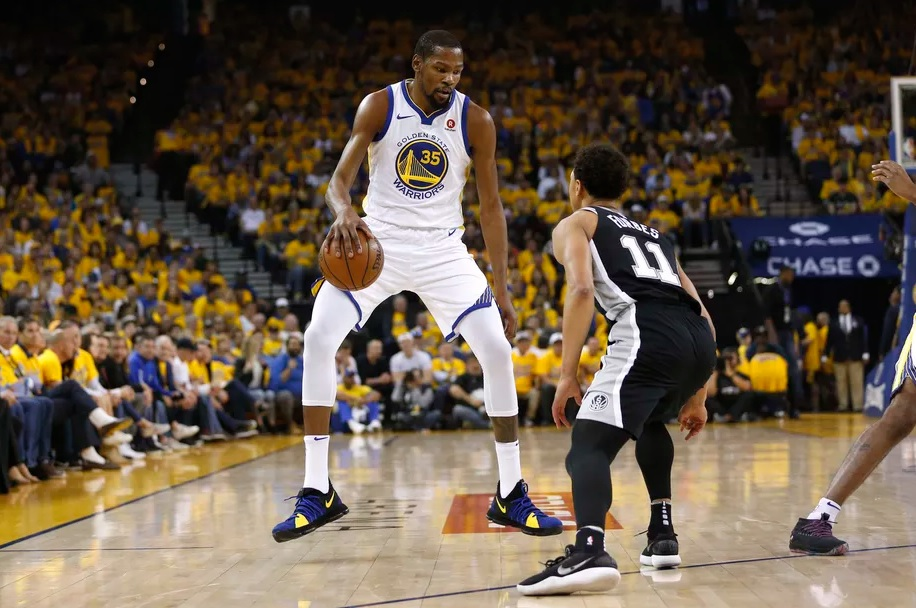Playoff analiza: Warriors-Spurs (G1)