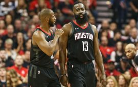 Chris Paul: James Harden je i dalje MVP