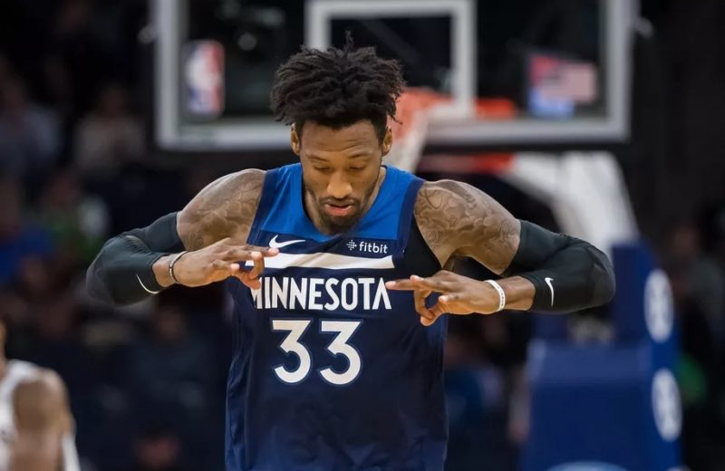 X`s and O`s: Robert Covington experience (Wolves-Rockets)