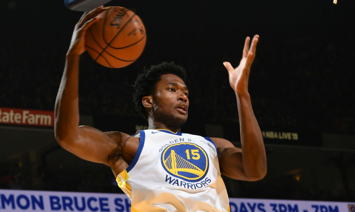 Damian Jones Atlanti, Spellman u Warriorsima