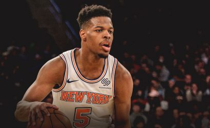 Dennis Smith Jr. na meti Minnesote