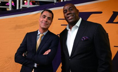 Magic Johnson: Rob i ja smo se pomirili, u dobrim smo odnosima i razgovaramo