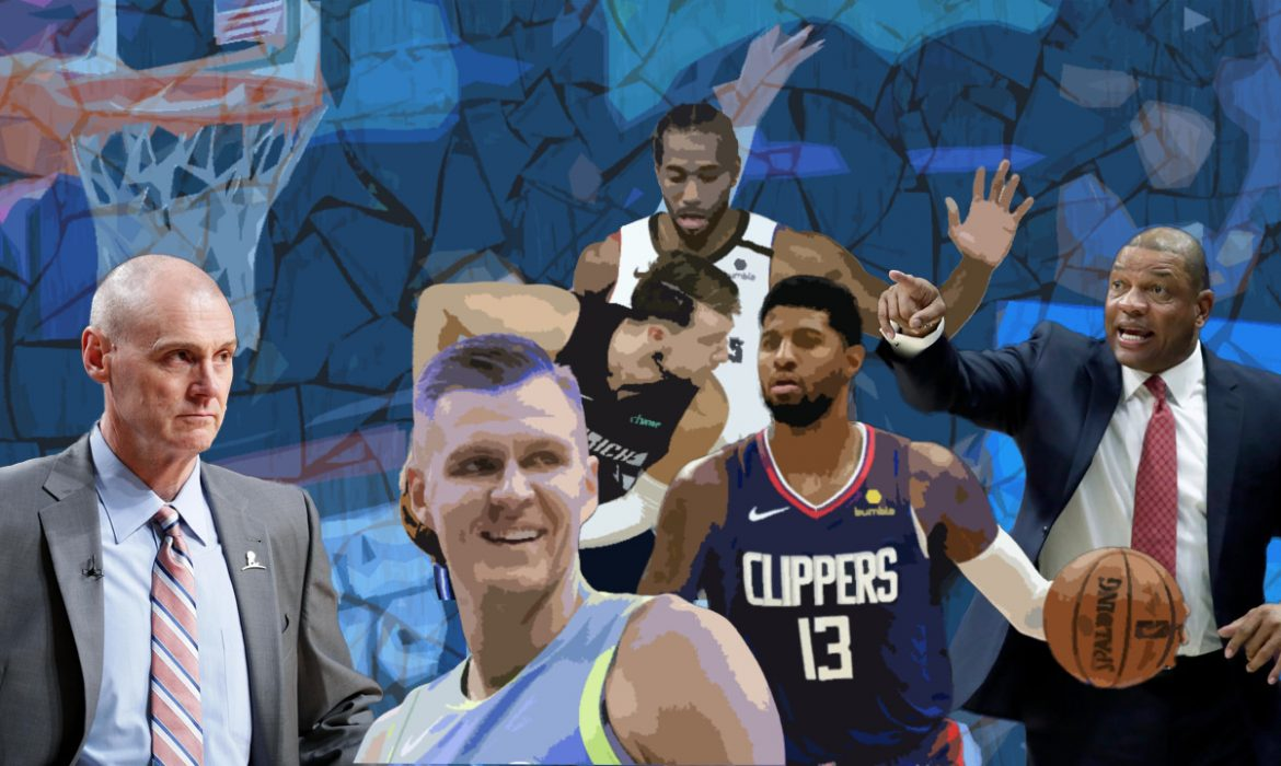 Najava prve runde: Clippers vs Mavericks