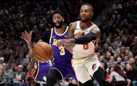 Bubble playoff: Najava serije Lakers – Blazers